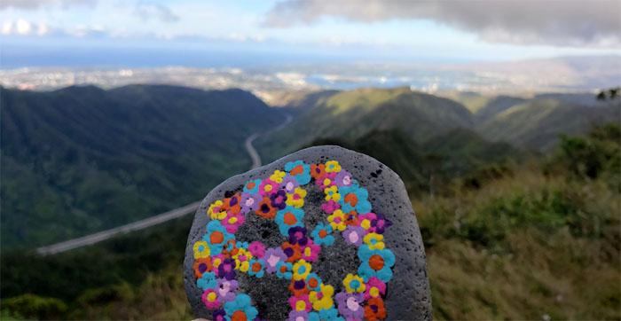 Hiking Aiea Ridge to Stairway to Heaven