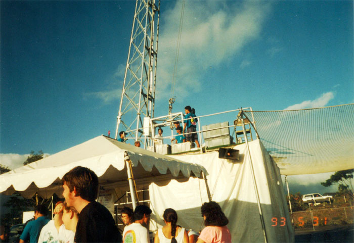 Bungee Jumping at the 50th State Fair