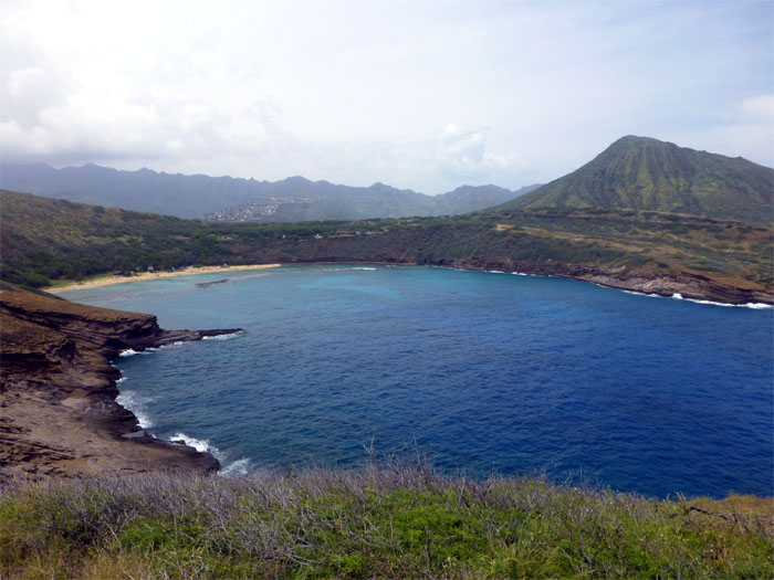 Hiking China Walls to Spitting Caves to Koko Head and Hanauma Bay