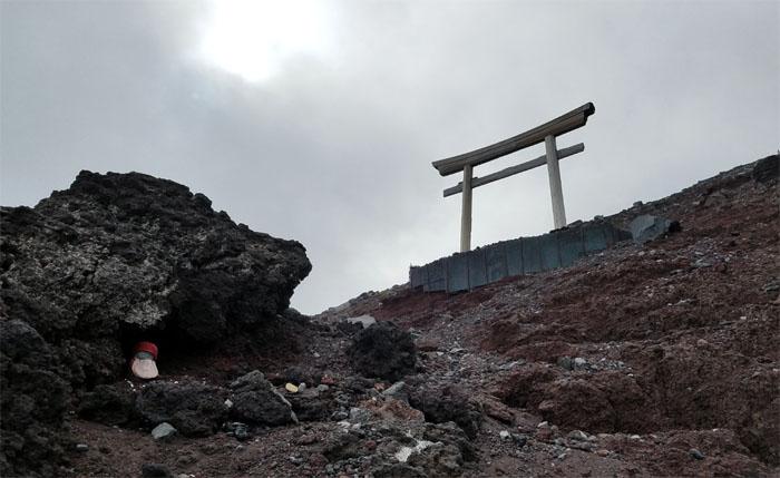 Hiking Fuji-no-Takane 2018