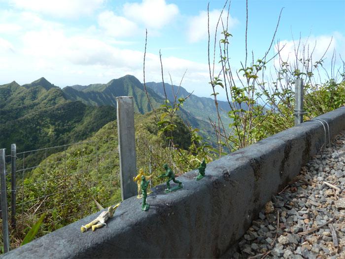Hiking Pu'u Hapapa