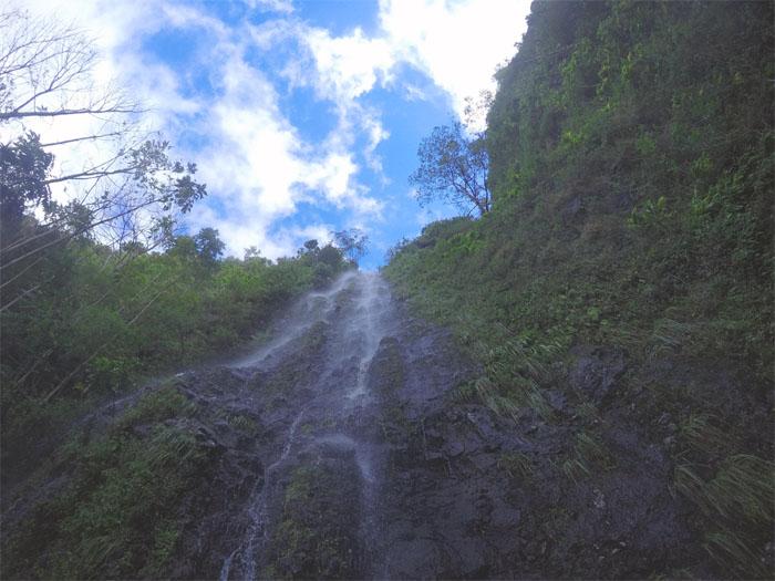 Hiking Ka'ala Falls and Mokuleia
