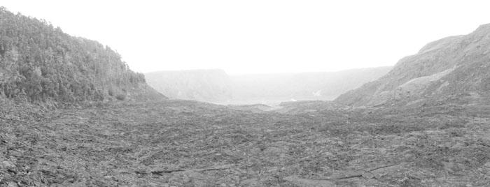 Hiking Kilauea'iki Trail