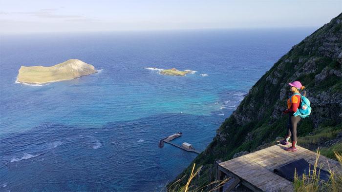 Hiking Kuli'ou'ou to Makapu'u