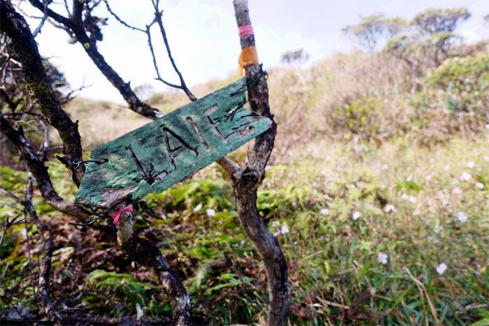 Hiking Laie Trail to Pupukea