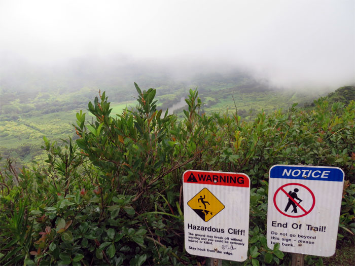 Hiking Maikiki-Tantalus Loop