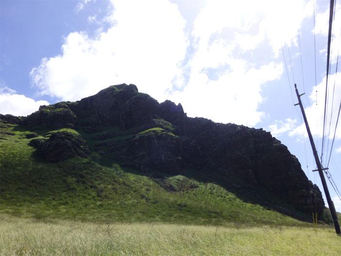 Exploring Upper Makua Cave