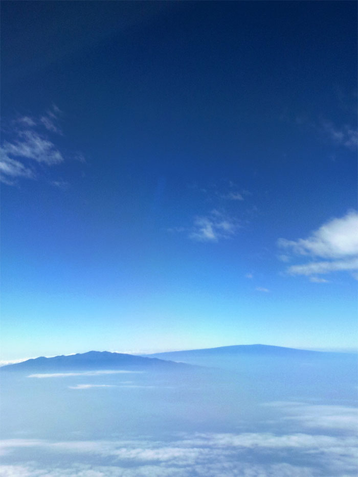 Top of Mauna Kea - Tallest Mountain in the World