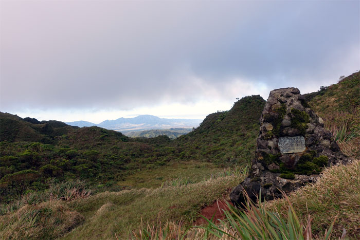 Hiking Poamoho Trail to Manana Trail