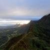 Thumbnail image for Kalihi Saddle (Powerlines) to Moanalua Saddle (Kulana'ahane)