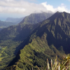 Thumbnail image for Pueo Ridge to Kalihi Saddle ( Powerlines )