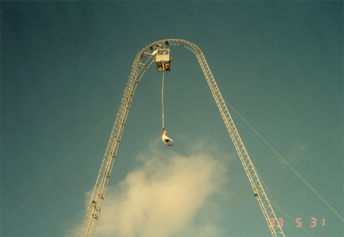 Bouncing on the Bungee