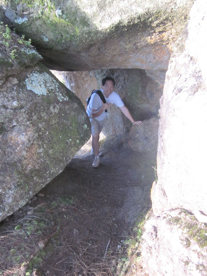 Boulder Tunnel