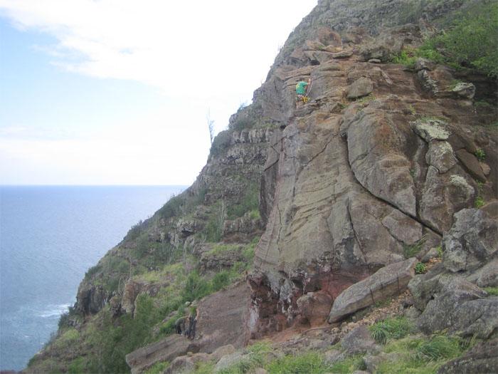 Makapu'u Crag
