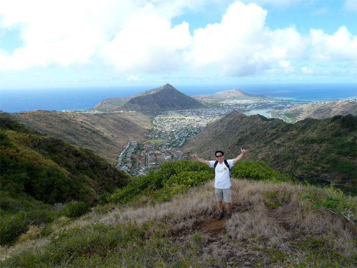 Koko Crater and Koko Head