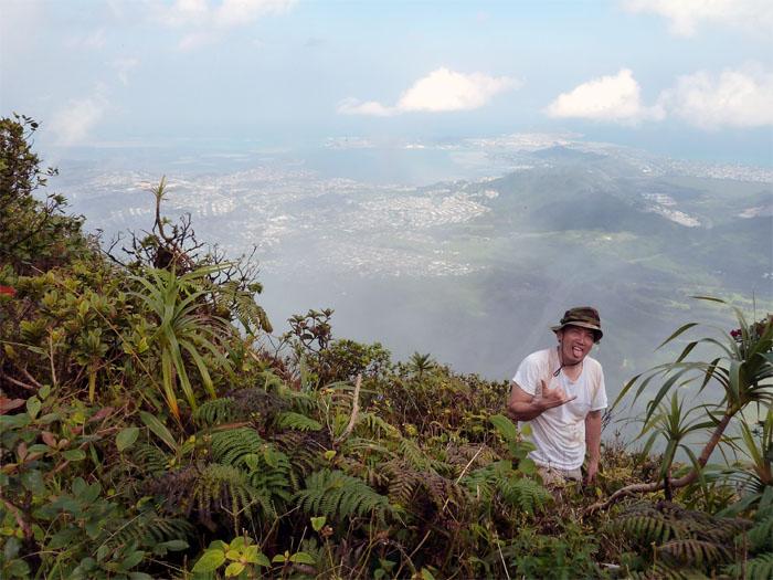 Top of Lanihuli