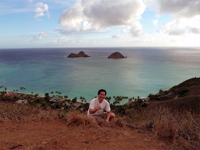 Na Mokulua Hawaii: Hiking Lanikai Pillbox Trail