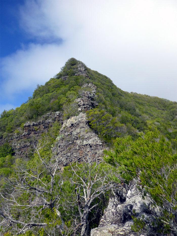 More climbing ahead