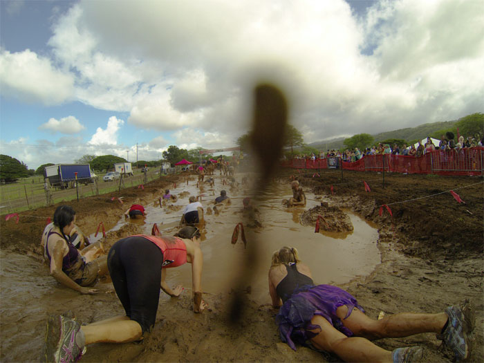 Obstacle #13 - Muddy Mayhem