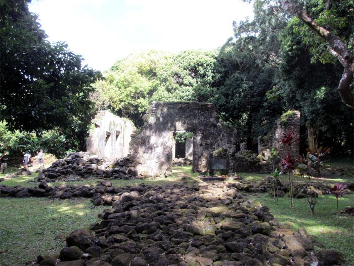 Summer Palace Ruins