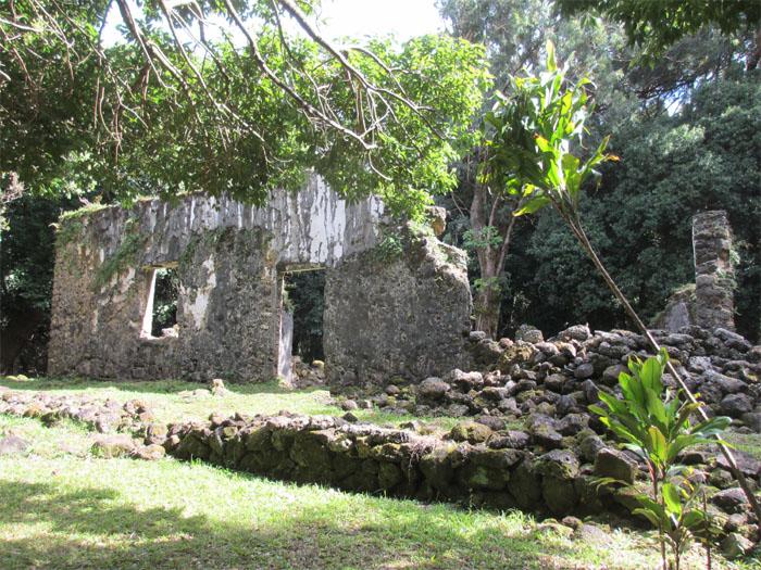 King Kamehameha III's Summer Palace