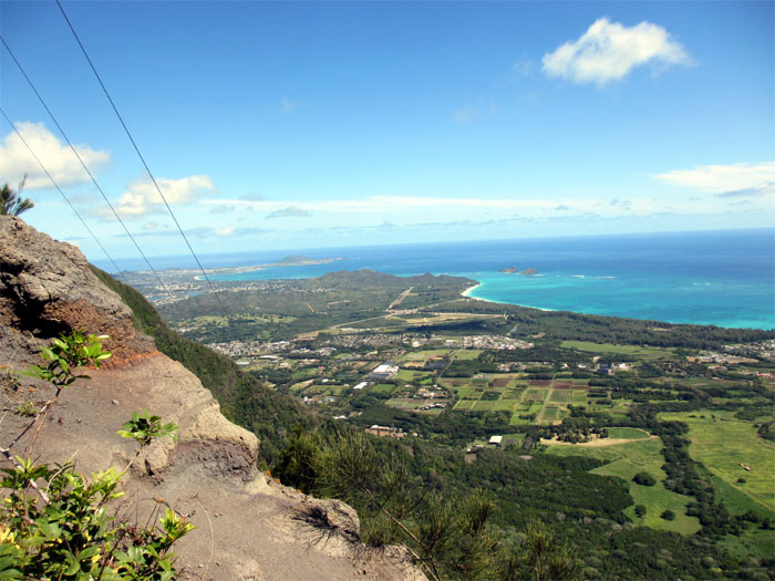 Waimanalo view