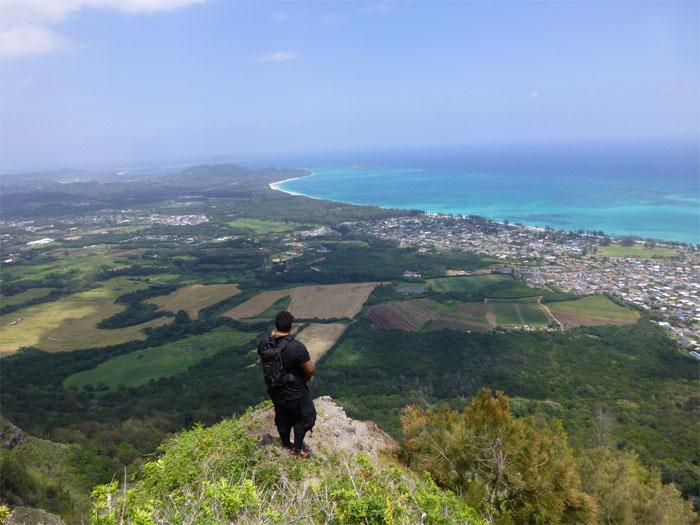Better view of Waimanalo