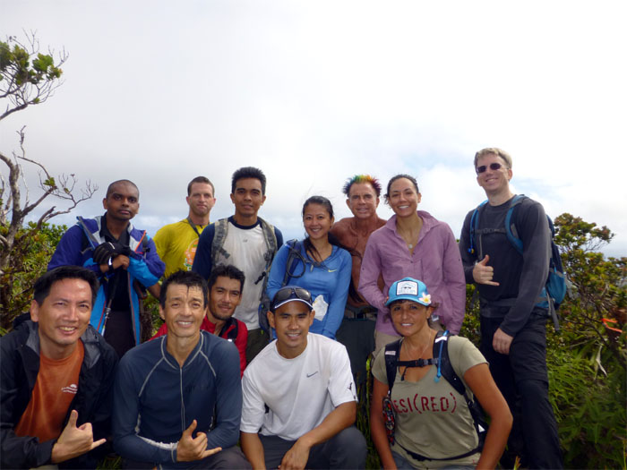 """True"" Pupukea Summit"