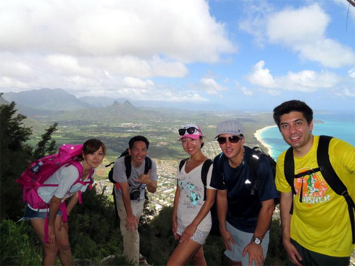 Kamiloiki Summit