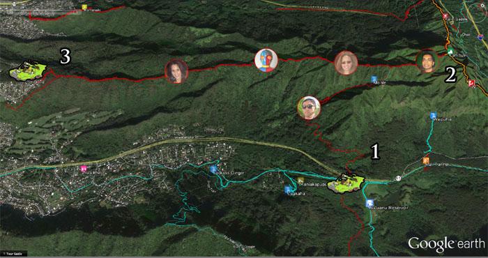 Bonus map