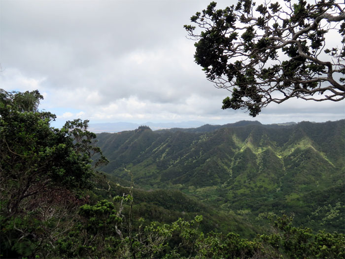 Moanalua Valley