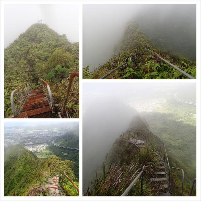 North Haiku Stairs