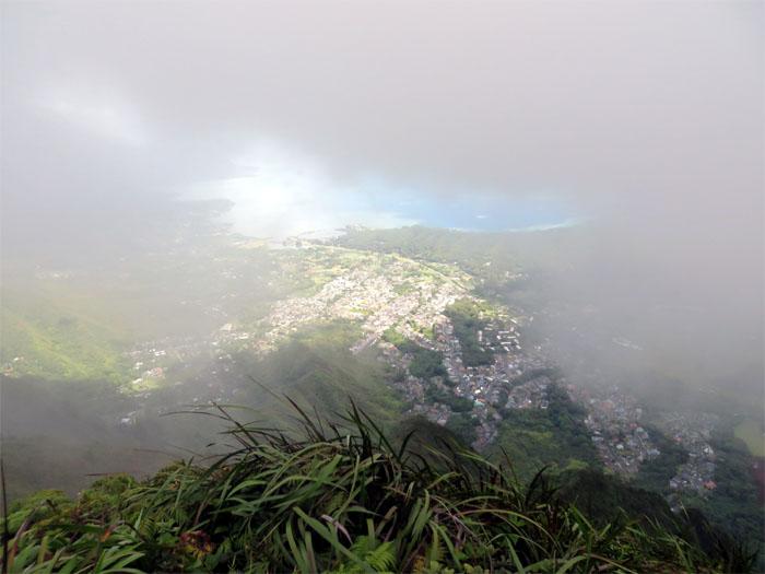 Cloudy views