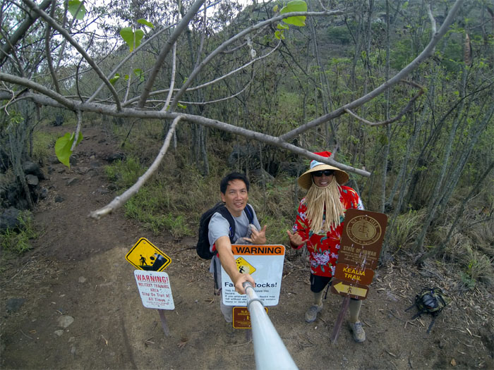Kealia trail