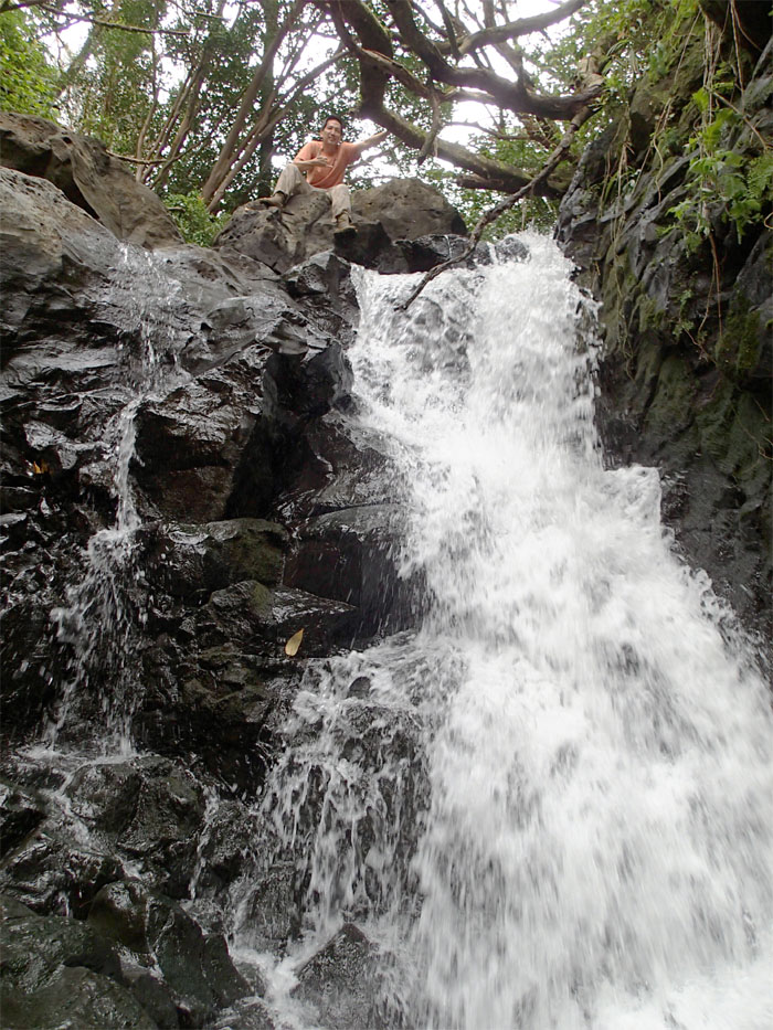 Third waterfall