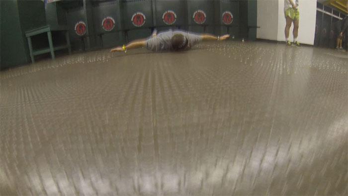 Release push-ups