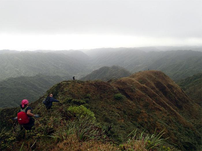 Waimalu Middle Ridge