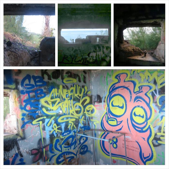Exploring bunker #2