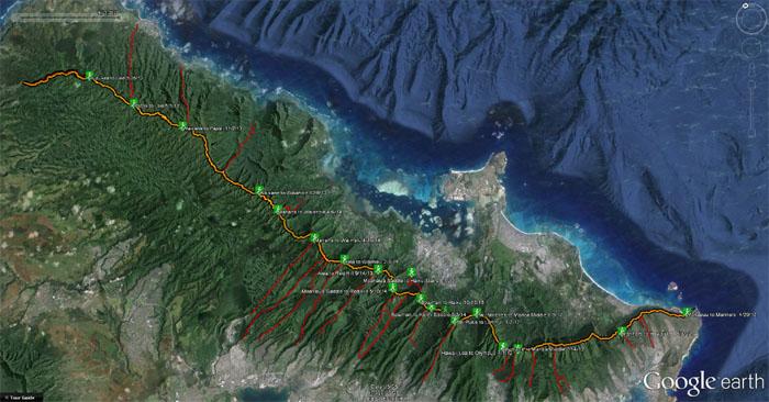 Ko'olau Journey