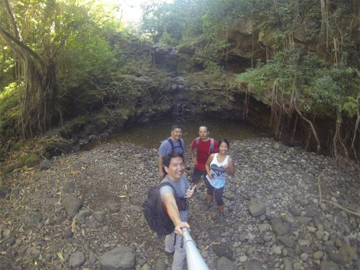Kalauao Falls