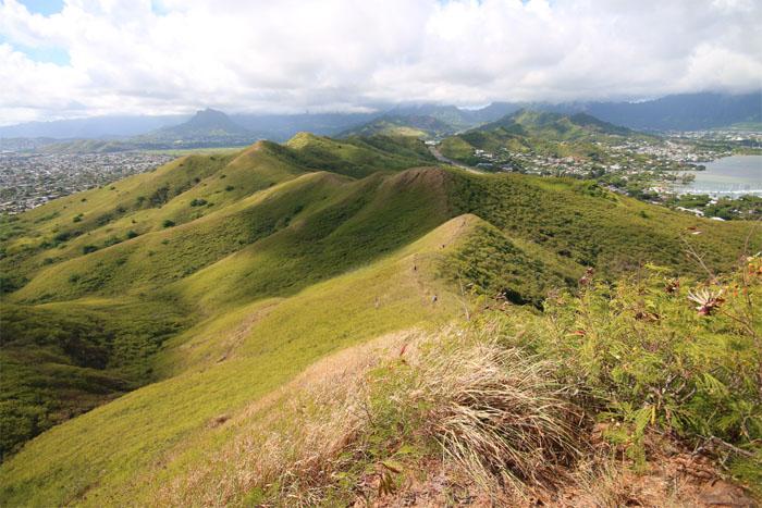 Mahinui ridge