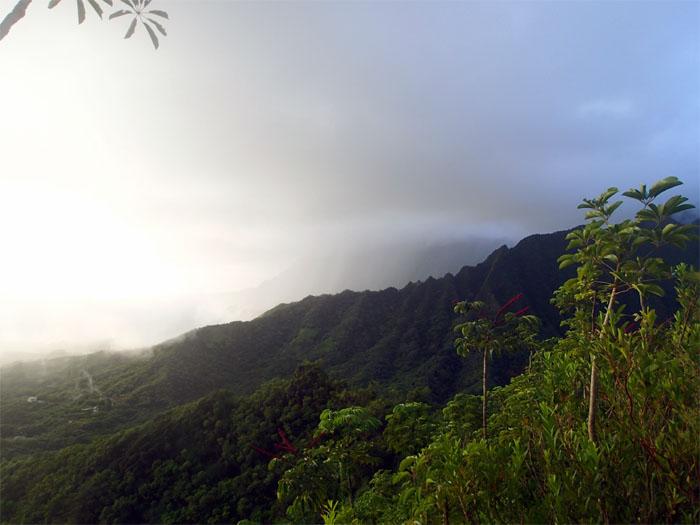 Kalahaku Ridge