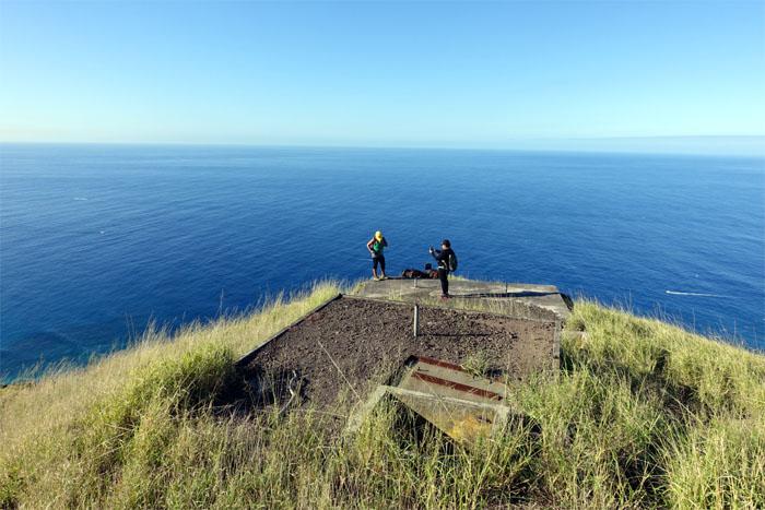 Kea'au Bunkers