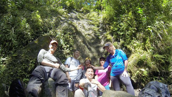 Aihualama Falls