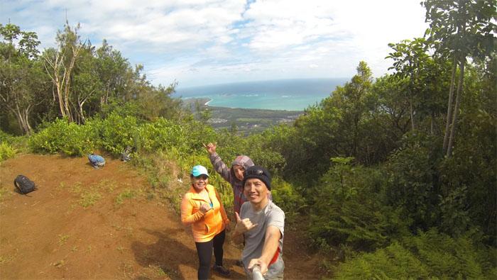 Mauna o Ahi summit
