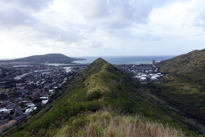 Mauna o Ahi Ridge