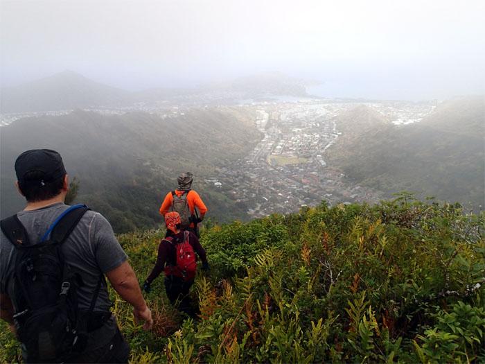 Hahaione Valley