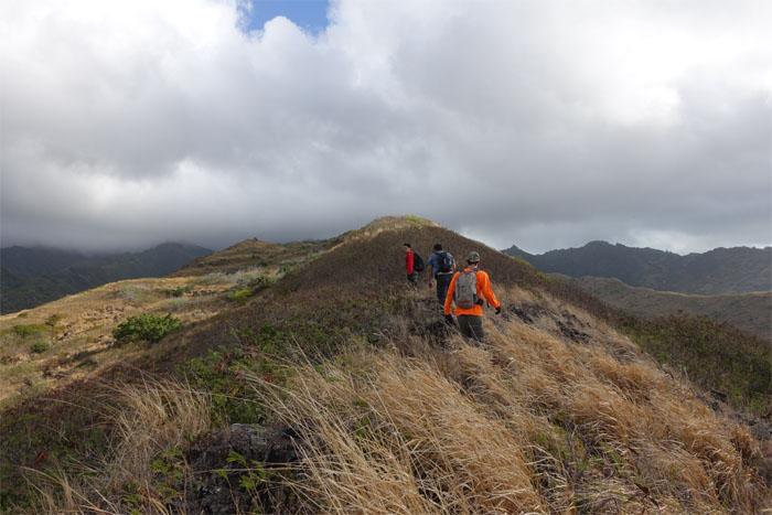 Kuli'ou'ou Ridge