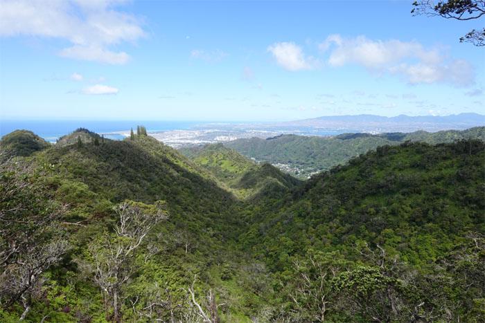 Kamanaiki Ridge