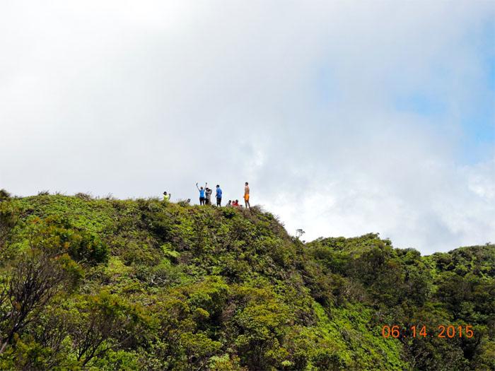 Kawailoa summit